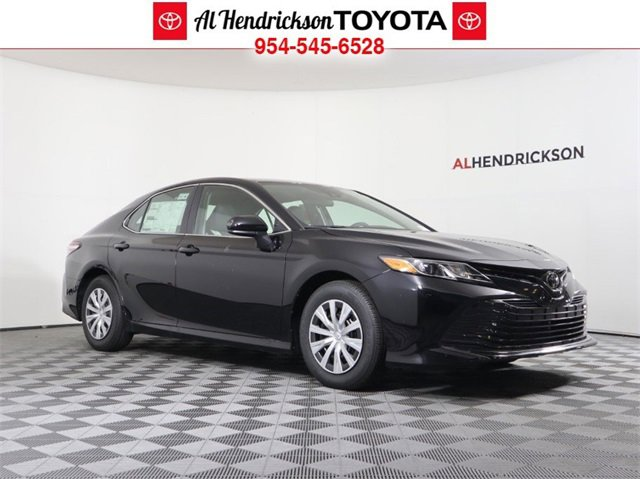 New 2020 Toyota Camry in Coconut Creek, FL