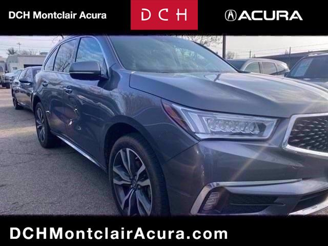 2020 Acura MDX with Advance Pkg