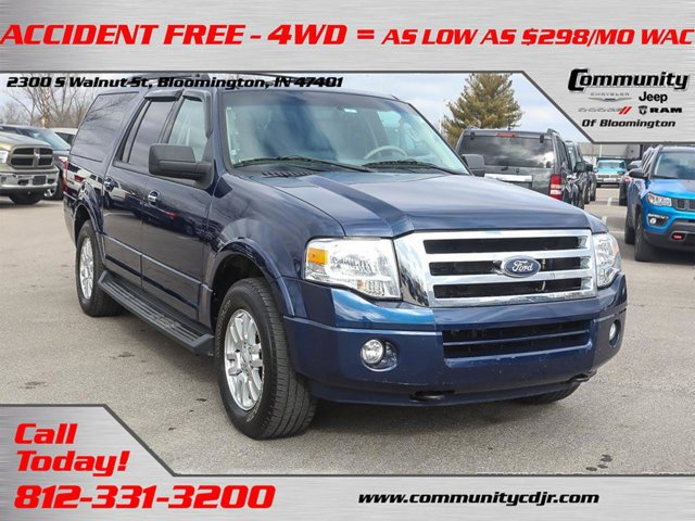 Used 2011 Ford Expedition EL in Bloomington, IN