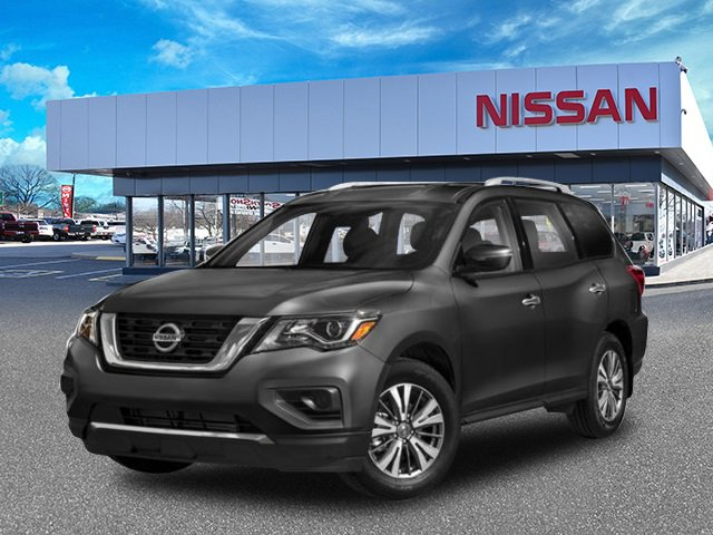 2020 Nissan Pathfinder S 4x4 S Regular Unleaded V-6 3.5 L/213 [19]