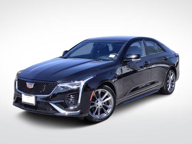 2020 Cadillac CT4 Sport 4dr Sdn Sport Turbocharged I4 2.0L/ [9]