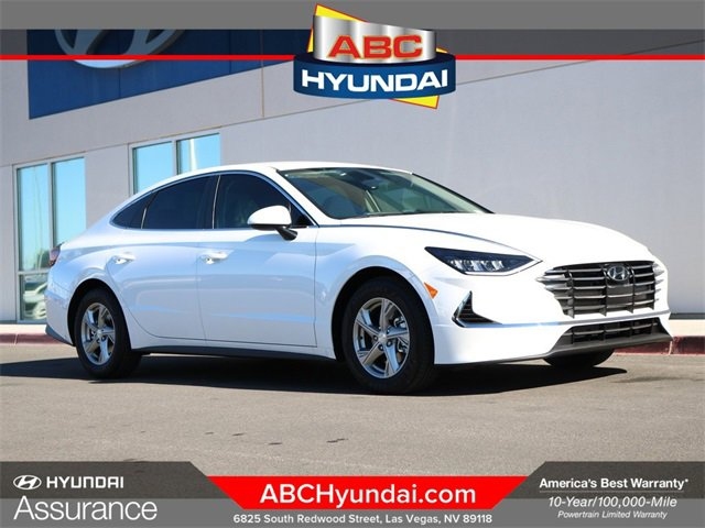 2020 Hyundai Sonata SE SE 2.5L Regular Unleaded I-4 2.5 L/152 [17]