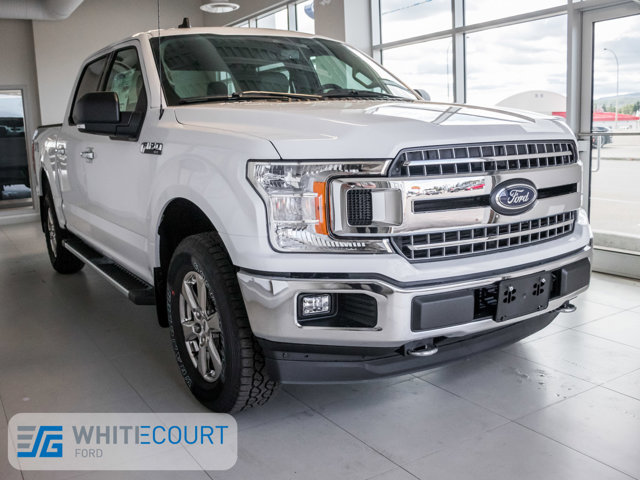 2020 Ford F-150 XLT SuperCrew 4WD XLT 4WD SuperCrew 5.5′ Box Twin Turbo Regular Unleaded V-6 2.7 L/164 [4]