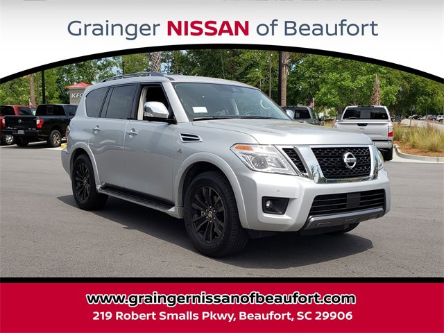 New 2019 Nissan Armada in Beaufort, SC