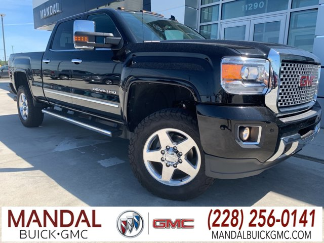 Used 2015 GMC Sierra 2500HD available WiFi in D'Iberville, MS
