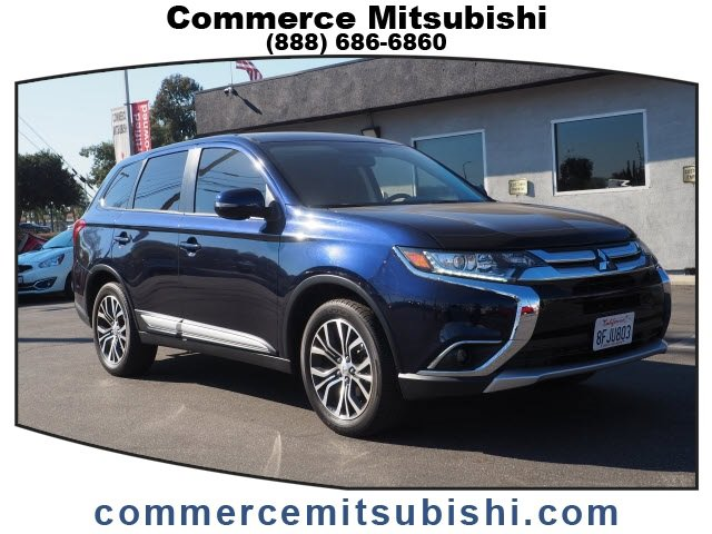 2018 Mitsubishi Outlander SE SE FWD Regular Unleaded I-4 2.4 L/144 [0]