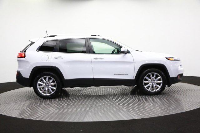 2017 Jeep Cherokee for sale 124861 3