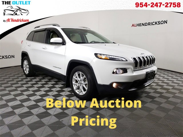 Used 2016 Jeep Cherokee in Coconut Creek, FL