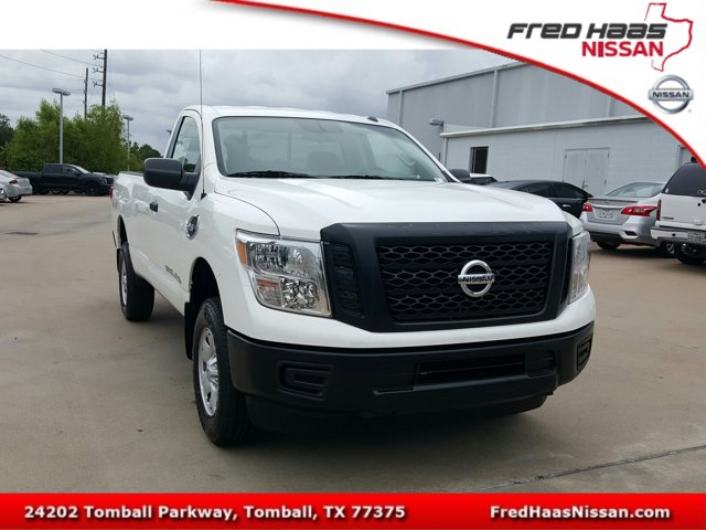 New 2019 Nissan Titan XD in Tomball, TX
