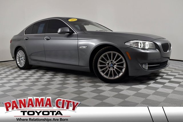 Used 2012 BMW 5 Series in Panama City, FL