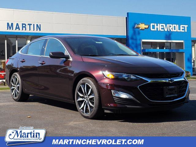 2020 Chevrolet Malibu RS 4dr Sdn RS Turbocharged Gas I4 1.5L/91 [7]
