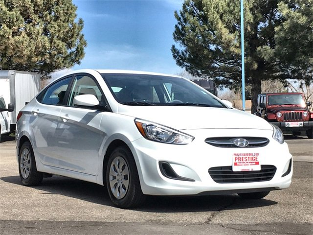 Used 2017 Hyundai Accent in Fort Collins, CO