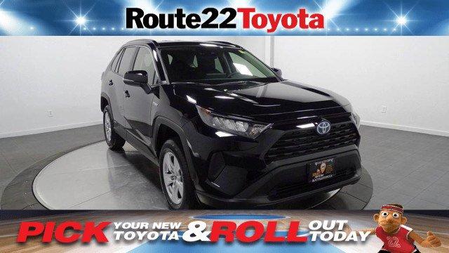 2020 Toyota RAV4 Hybrid Hybrid LE