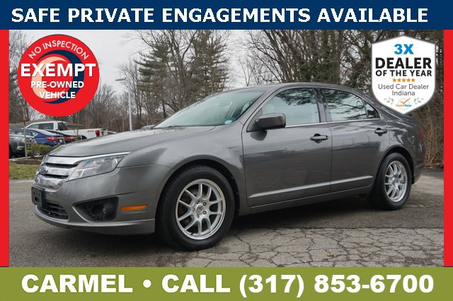 Used 2010 Ford Fusion in Indianapolis, IN