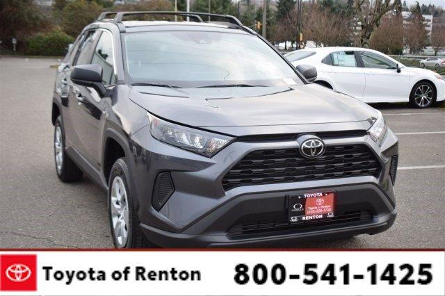 New 2020 Toyota RAV4 in Renton, WA