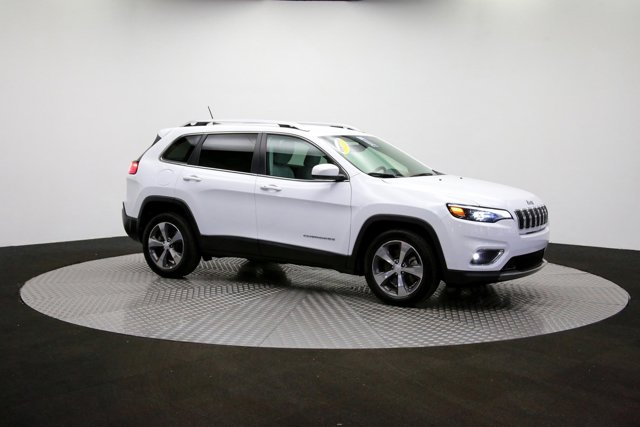 2019 Jeep Cherokee for sale 124134 41