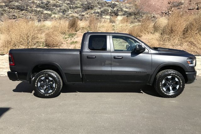 Used 2019 Ram 1500 Rebel 4x4 Quad Cab 6'4 Box