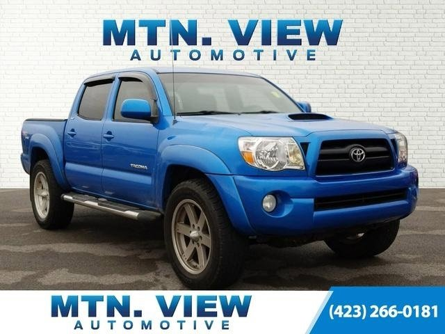 Used 2007 Toyota Tacoma in Chattanooga, TN