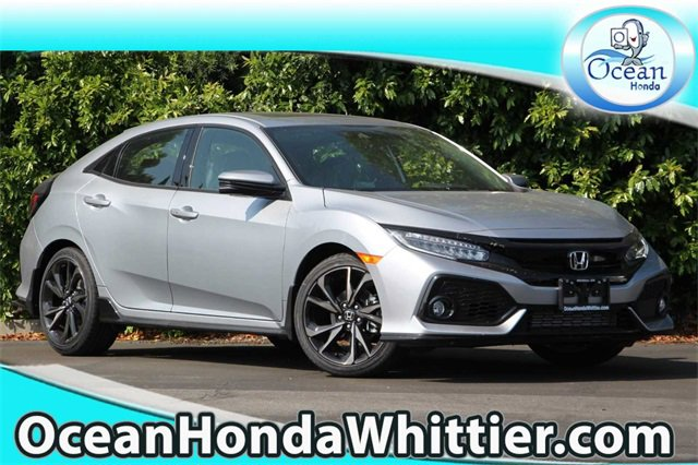 New 2019 Honda Civic Hatchback Sport Touring Hatchback For