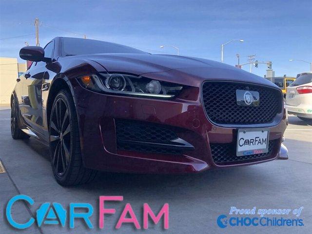 Used 2017 Jaguar XE in Rialto, CA