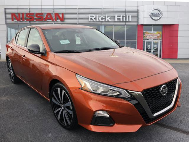New 2020 Nissan Altima in Dyersburg, TN
