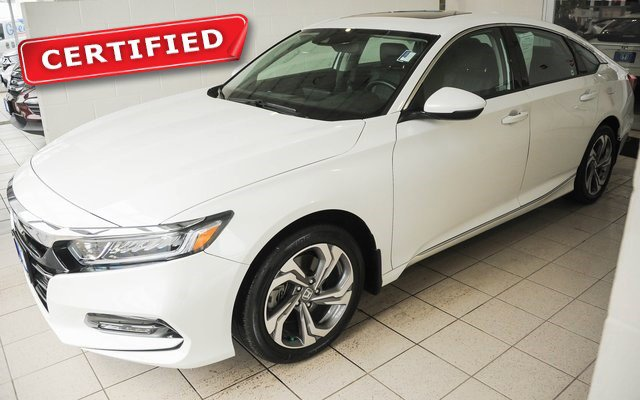 Used 2018 Honda Accord Sedan in Akron, OH