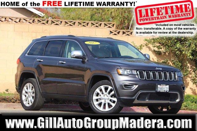 Used 2017 Jeep Grand Cherokee in Livermore, CA