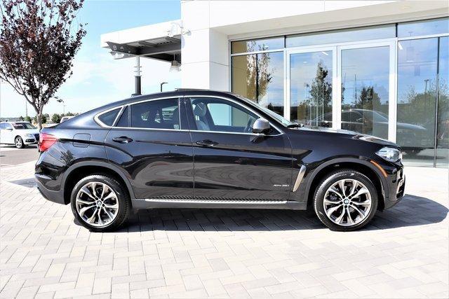 2018 BMW X6 xDrive35i xDrive35i Sports Activity Coupe Intercooled Turbo Premium Unleaded I-6 3.0 L/182 [16]