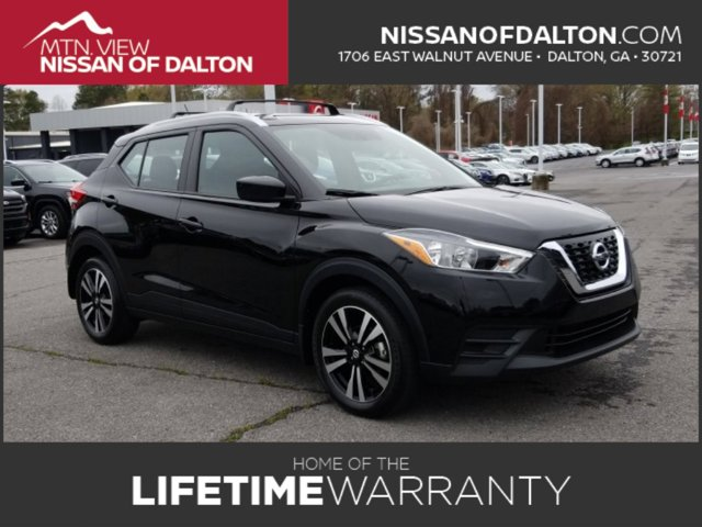 Used 2019 Nissan Kicks in Dalton, GA
