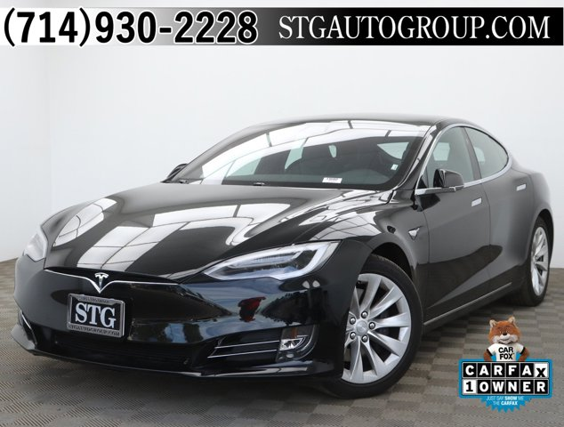 Used 2018 Tesla Model S in Ontario, Montclair & Garden Grove, CA