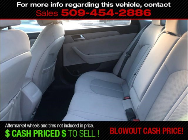 Used 2017 Hyundai Sonata 2.4L