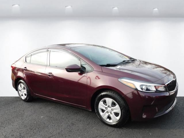 Used 2017 KIA Forte in Madison, TN