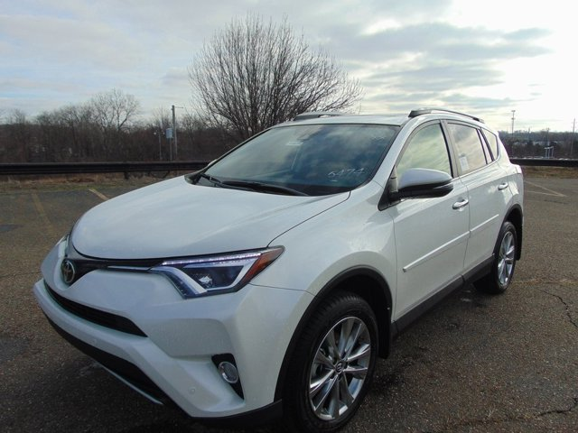 New 2017 Toyota RAV4 in Akron, OH