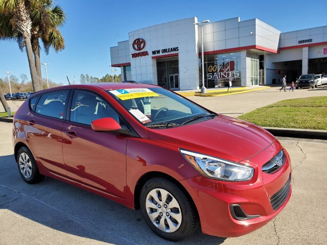 Used 2017 Hyundai Accent in New Orleans, LA