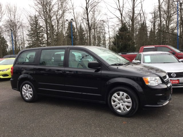 Used 2014 Dodge Grand Caravan 4dr Wgn American Value Pkg