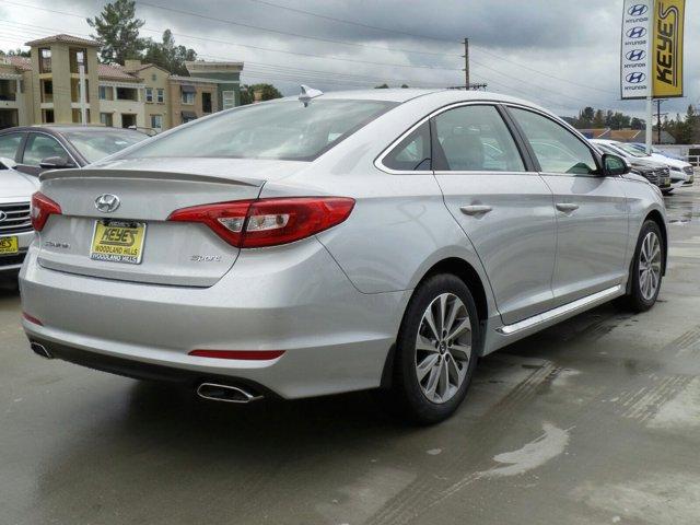 New 2017 Hyundai Sonata Sport 2.4L PZEV