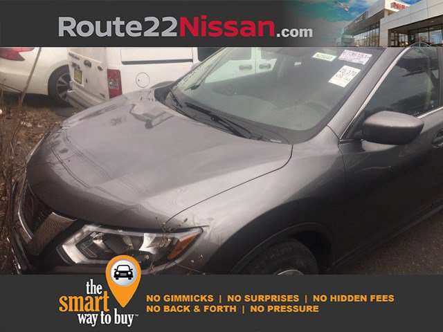 2017 Nissan Rogue S 2017.5 AWD S Regular Unleaded I-4 2.5 L/152 [7]