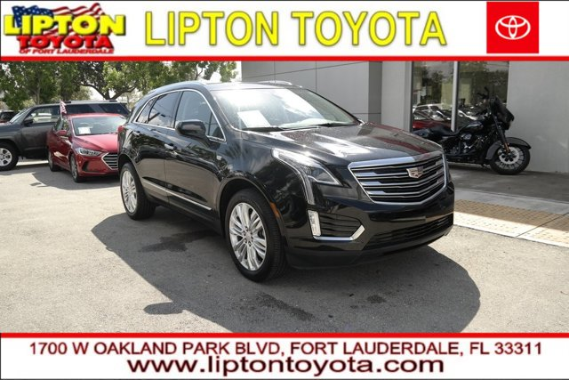 Used 2019 Cadillac XT5 in Ft. Lauderdale, FL