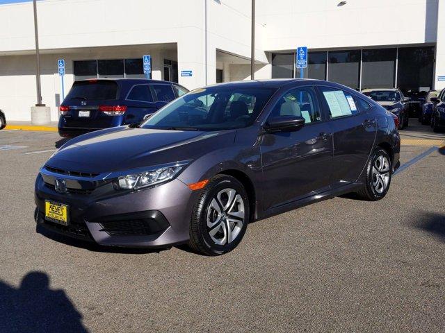 2017 Honda Civic Sedan LX LX CVT Regular Unleaded I-4 2.0 L/122 [12]