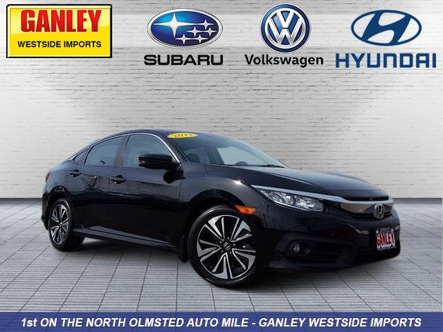 Used 2017 Honda Civic Sedan in Cleveland, OH