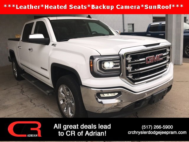 2016 GMC Sierra 1500 SLT ENGINE  53L ECOTEC3 V8 WITH ACTIVE FUEL MANAGEMENT  D