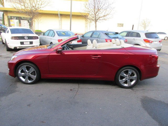 Photo 31 of this used 2010 Lexus IS 350C vehicle for sale in San Rafael, CA 94901