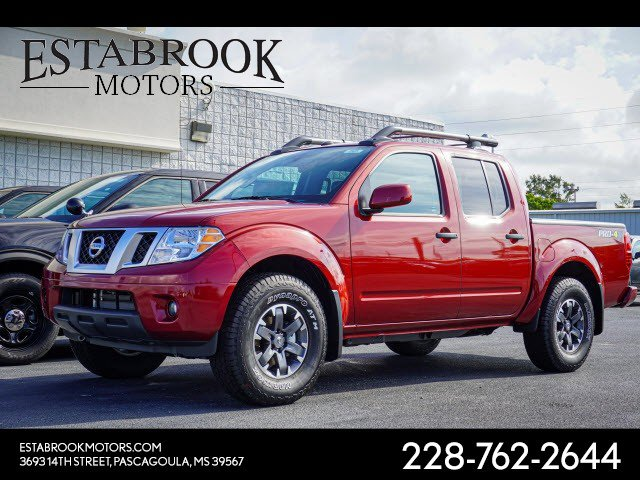 New 2020 Nissan Frontier in Pascagoula, MS