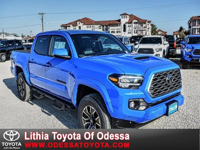 New 2020 Toyota Tacoma in Odessa, TX