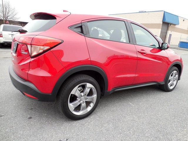 Used 2018 Honda HR-V LX AWD CVT