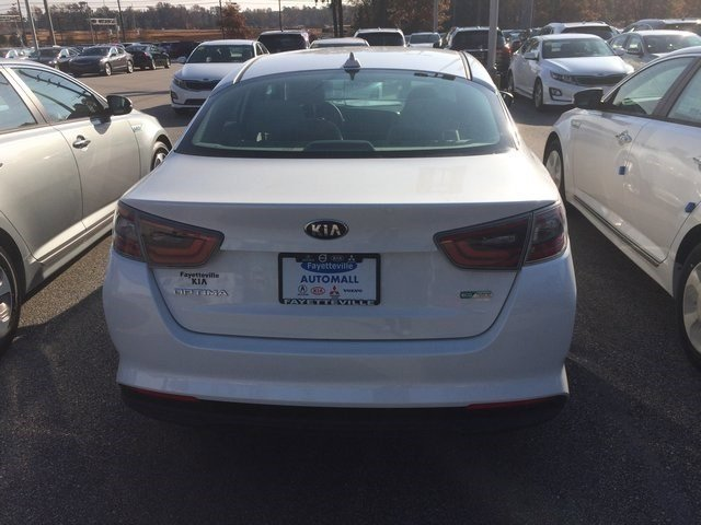 2016 KIA Optima Hybrid LX