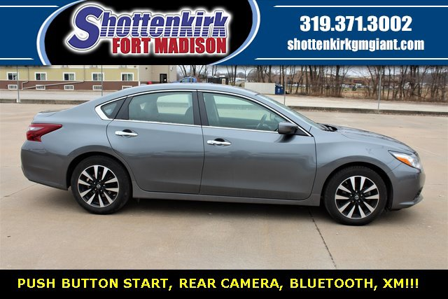 Used 2018 Nissan Altima in Fort Madison, IA