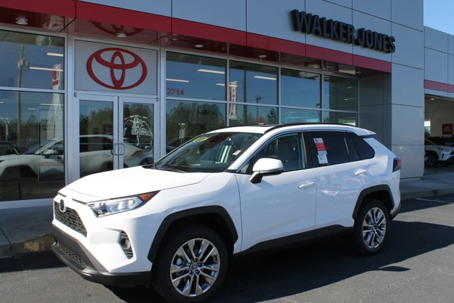 New 2020 Toyota RAV4 in Waycross, GA
