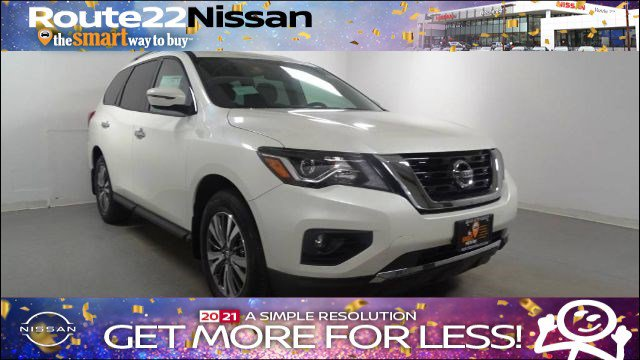 2020 Nissan Pathfinder SV 4x4 SV Regular Unleaded V-6 3.5 L/213 [6]
