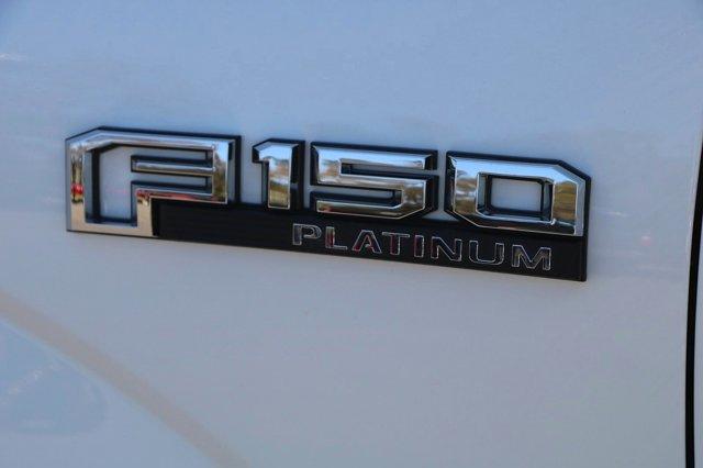 Used 2020 Ford F-150 Platinum Pickup 4D 5 1-2 ft